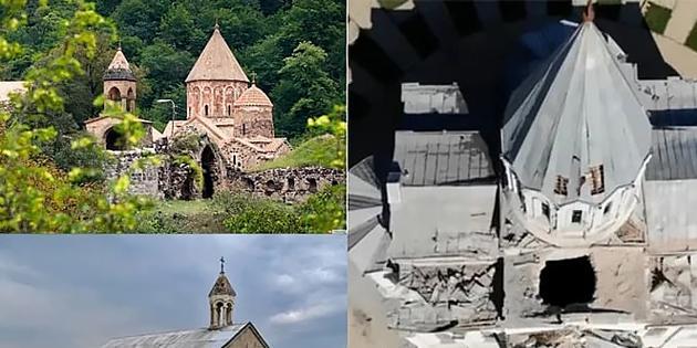 Ադրբեջանցիները ՅՈՒՆԵՍԿՕ-ի փորձագետներին թույլ չեն տալիս մտնել Արցախի եկեղեցիներ