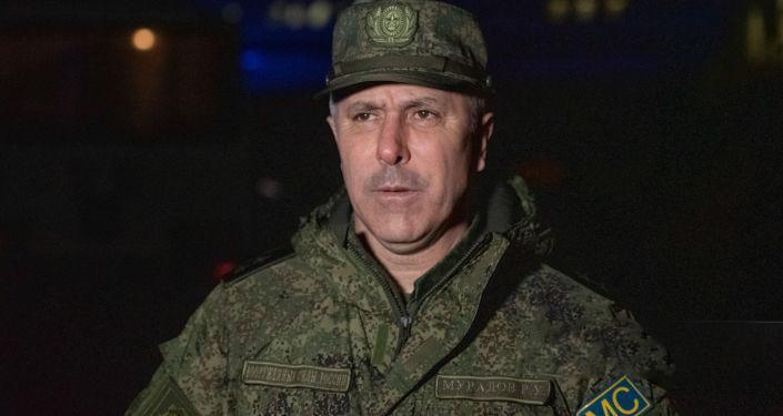 Խաղաղապահները կշարունակեն նպաստել եռակողմ համաձայնագրի իրականացմանը.  Ռուստամ Մուրադով - Gisher News