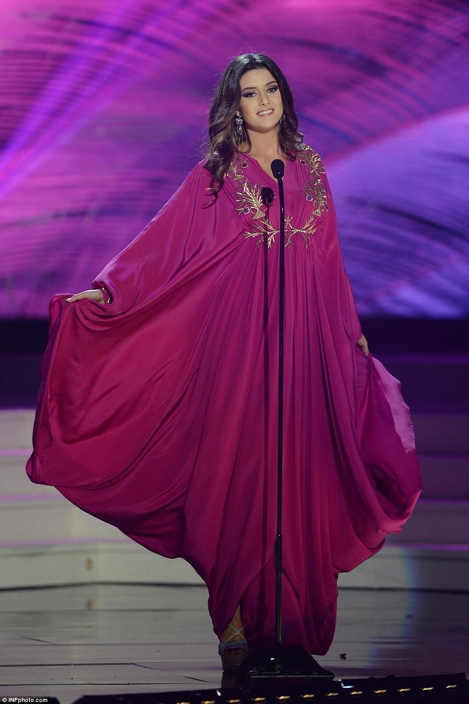 Мисс Ливия