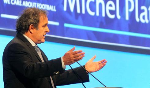 Президент УЕФА Мишель Платини решил разнообразить футбольную палитру континента