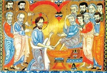 Հայ Առաքելական եկեղեցին այսօր նշում է Ավագ հինգշաբթին. եկեղեցիներում ոտնլվայի կարգ է կատարվել.Լուսանկարներ