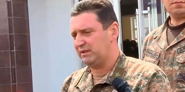 Սահմանային իրավիճակի ու բանակի տիրող իրավիճակի մասին ․ Ջալալ Հարությունյան  - Gisher News