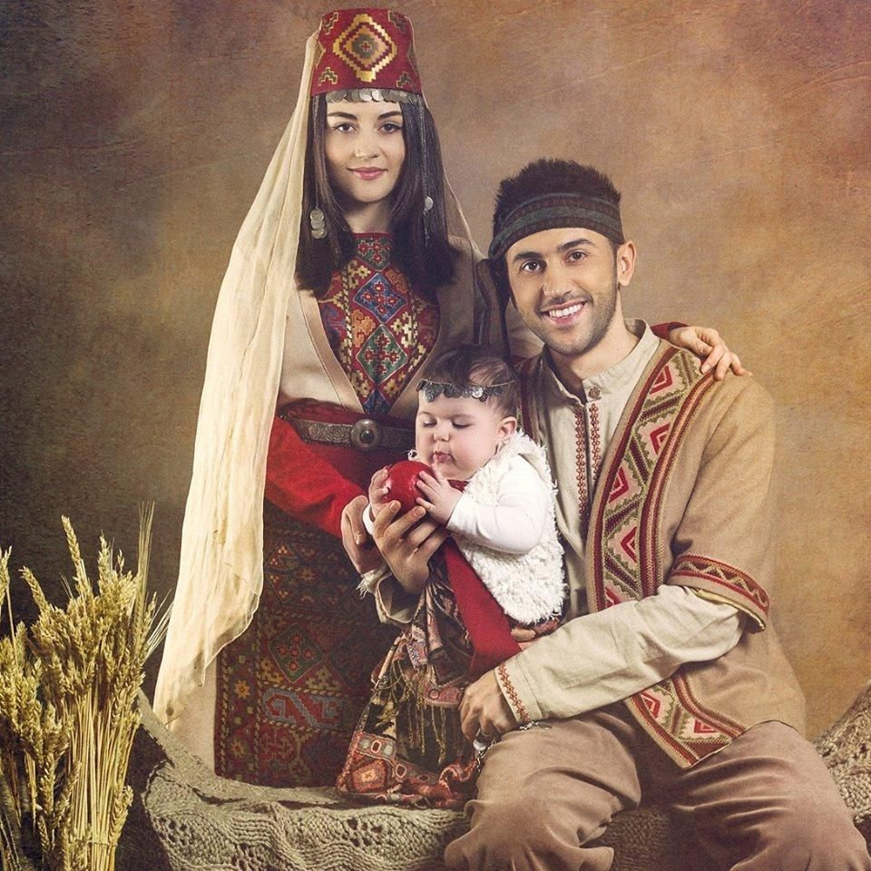 гарик папоян с женой фото