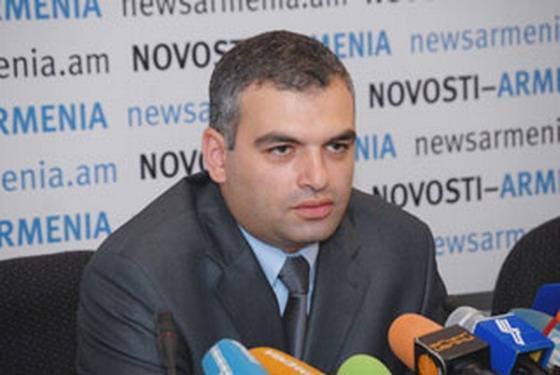 Айк Демоян : Вкупе с Диаспорой, Армения вполне способна стать фактором международной политики