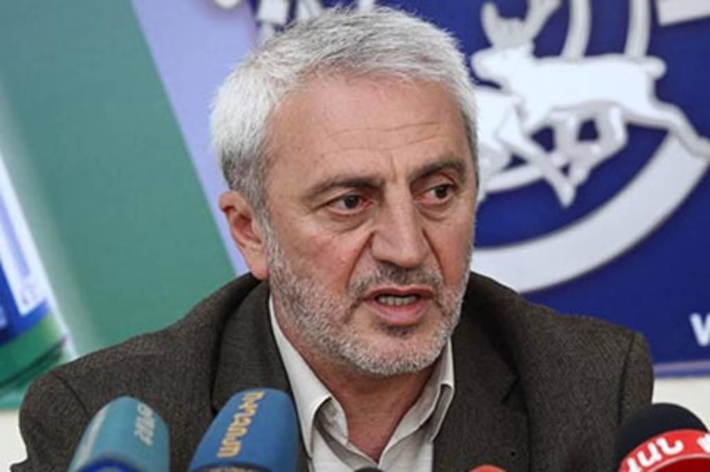 Арам Манукян: Республиканская партия Армении должна быть выпровожена из парламента