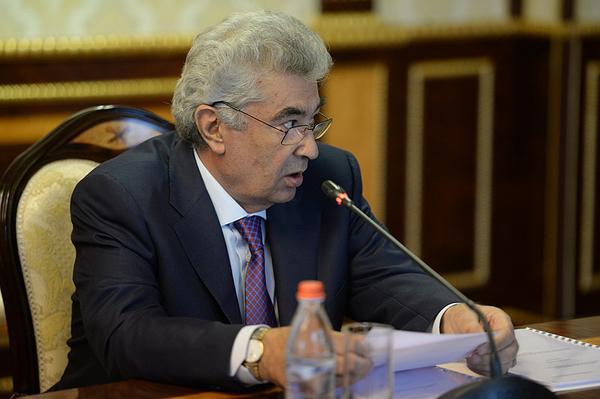 «Жаманак»: Гагик Арутюнян может быть назначен председателем Высшего судебного совета