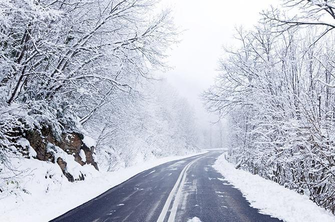 В ряде областей Армении 20-22 ноября синоптики прогнозируют снег