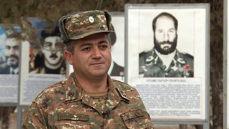 Ամենահրամանատարը․ 44-օրյա պատերազմի հերոսն այսօր կդառնար 44 տարեկան  (լուսանկարներ) - Gisher News