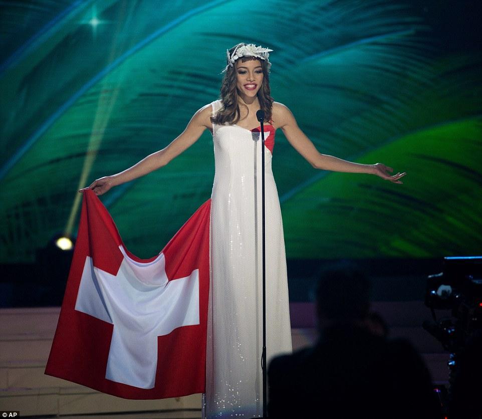 Мисс Швейцария