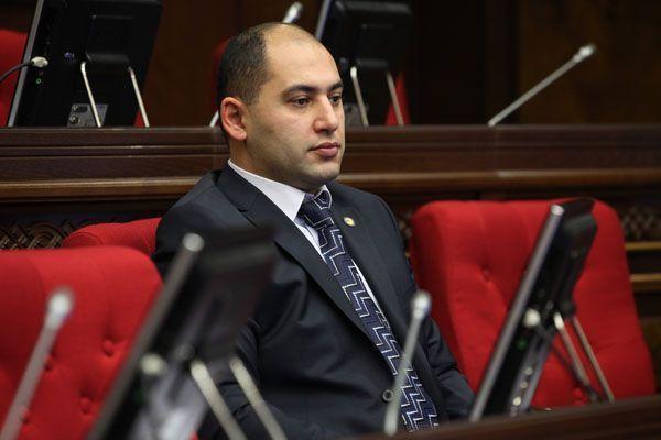 «Грапарак»: Мартун Григорян может быть назначен заместителем министра